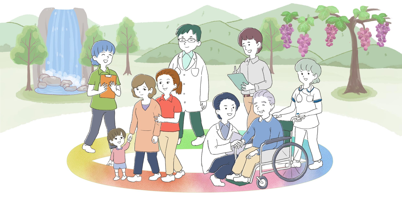 宮崎大学医学部運営メディア「つのまる」漫画&イラスト担当